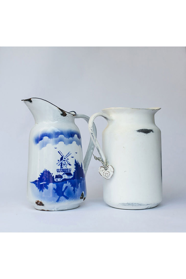 Resin French Style Jugs