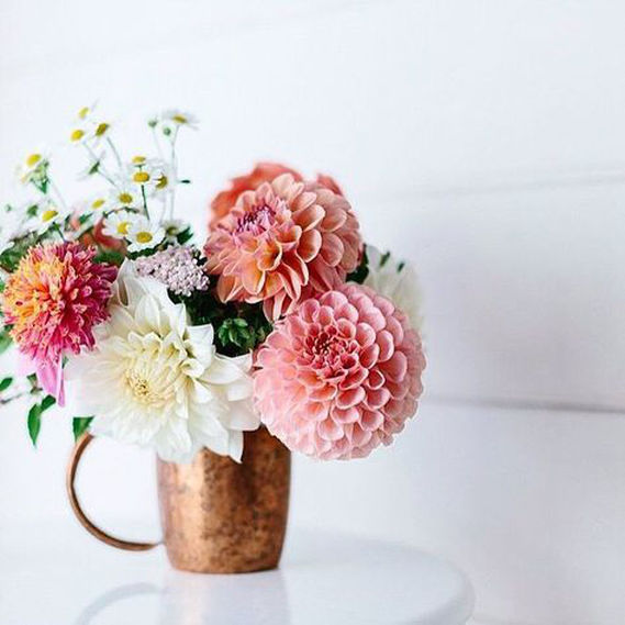 New Trend Alert | Dahlias