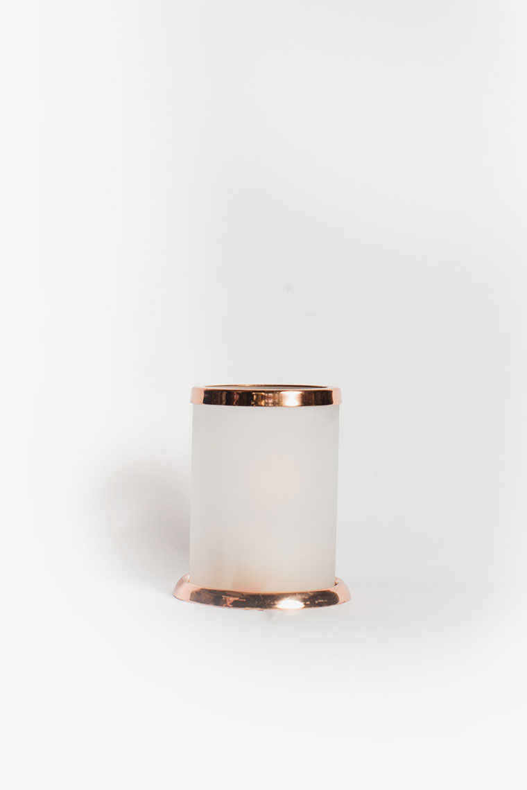 Opaque Copper