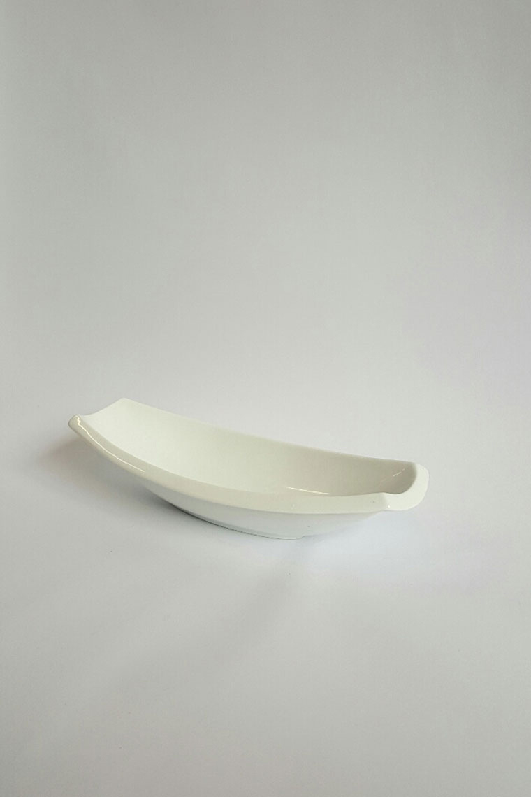 Small Boat Serving Dish