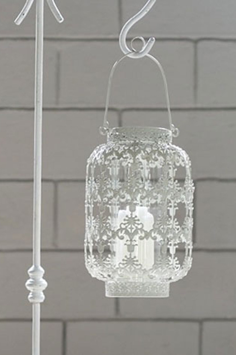 Lace Lantern With Inner