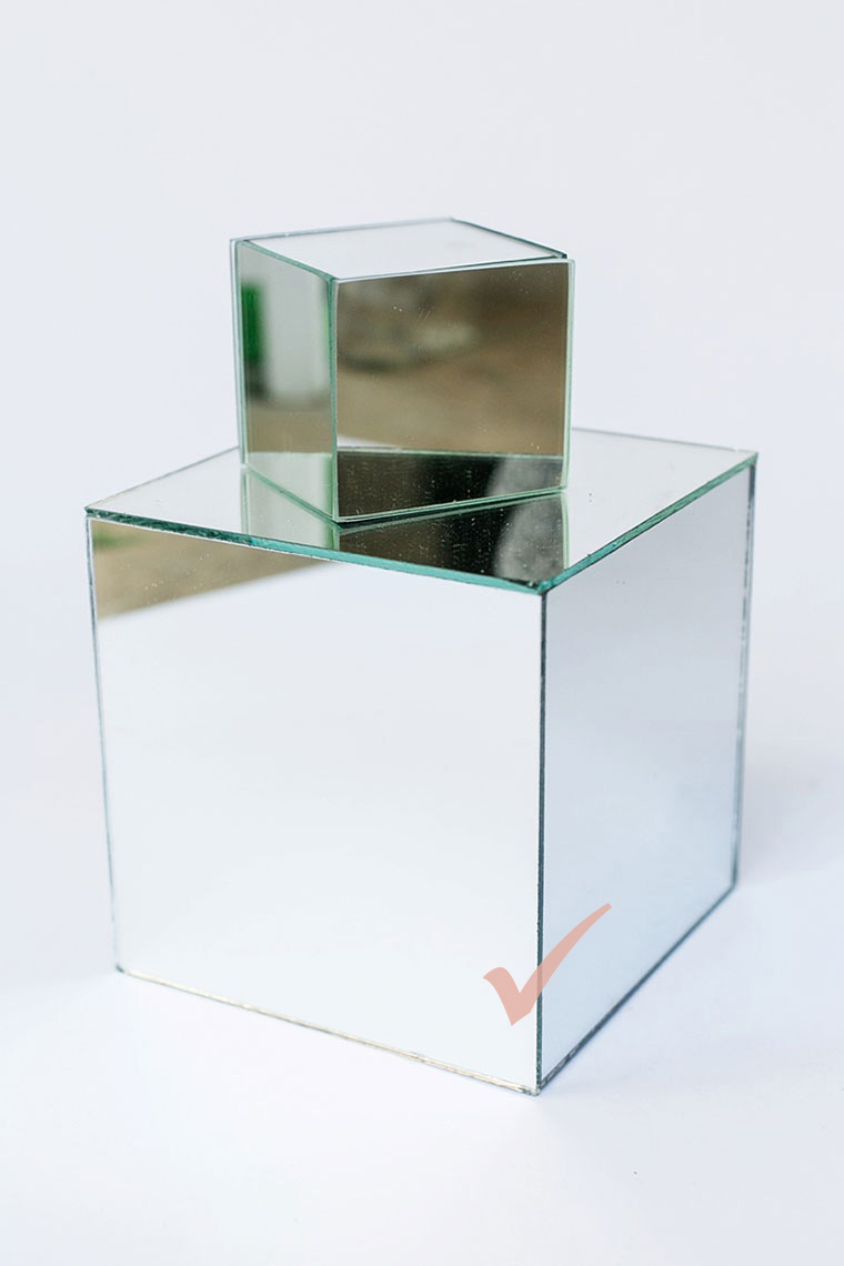 Large Mirror Boxes