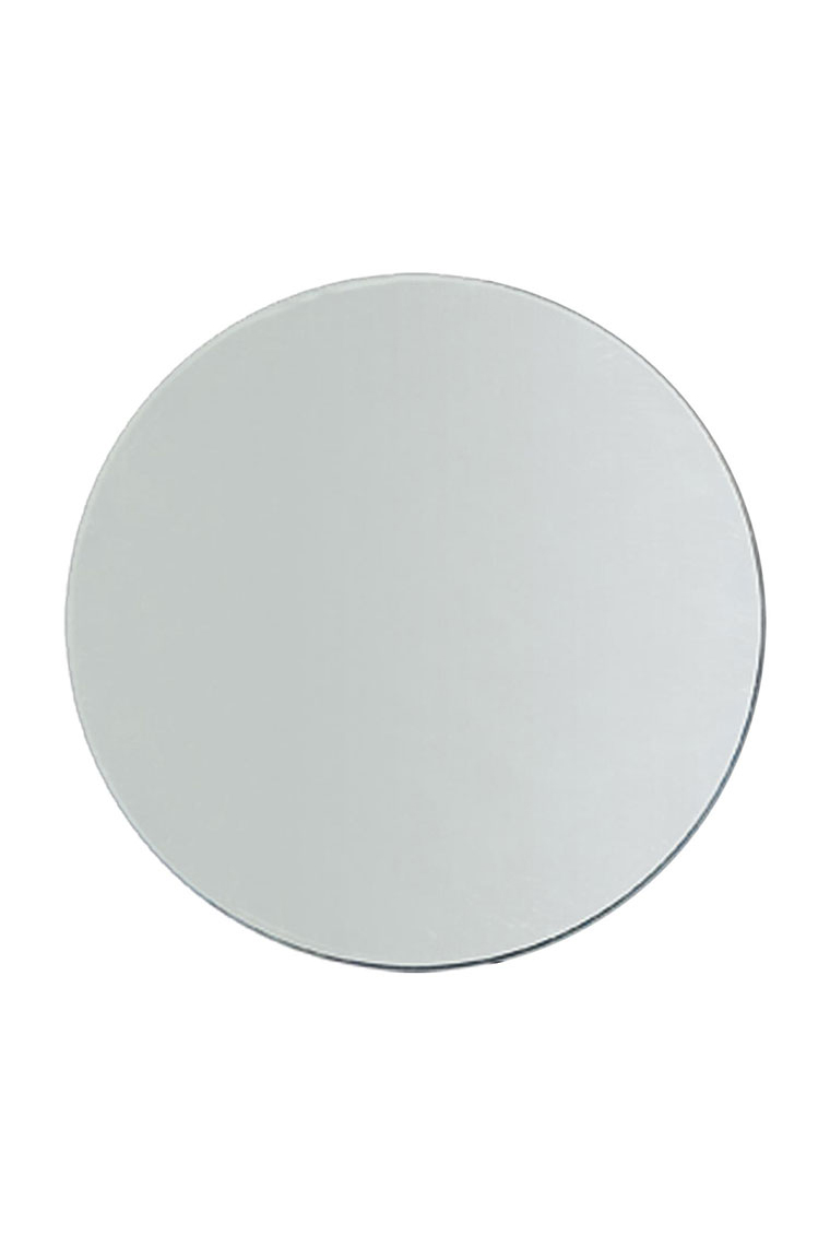 Large Round Table Mirror