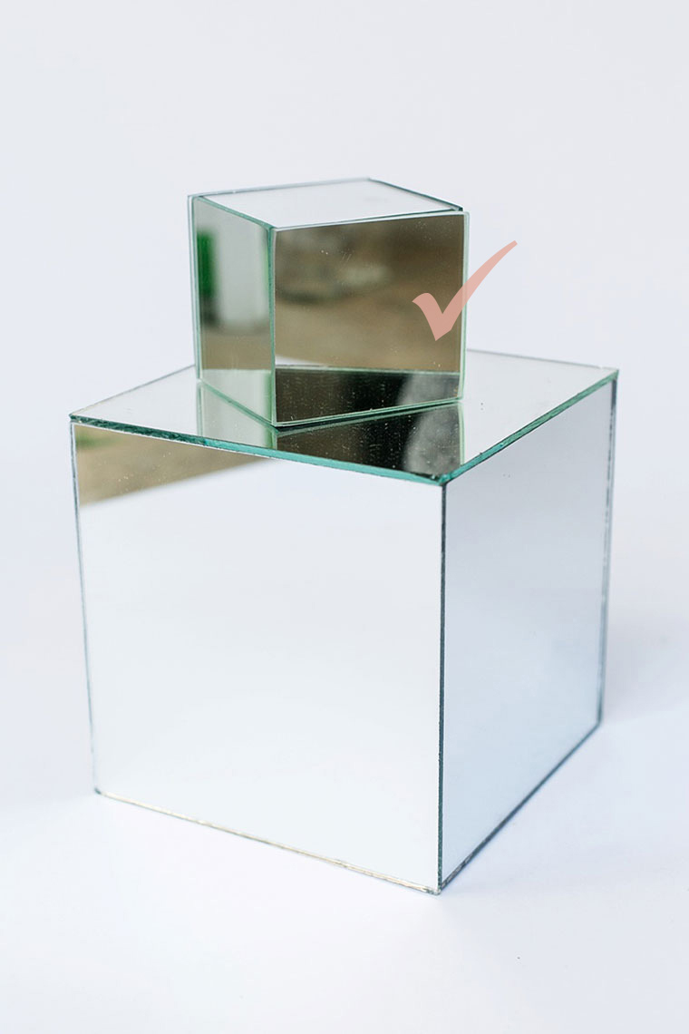 Small Mirror Boxes
